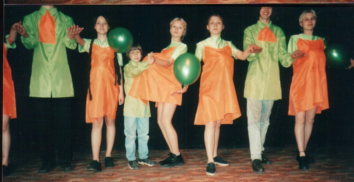 Танго капустных мальчиков